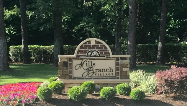 Mills Branch Kingwood TX