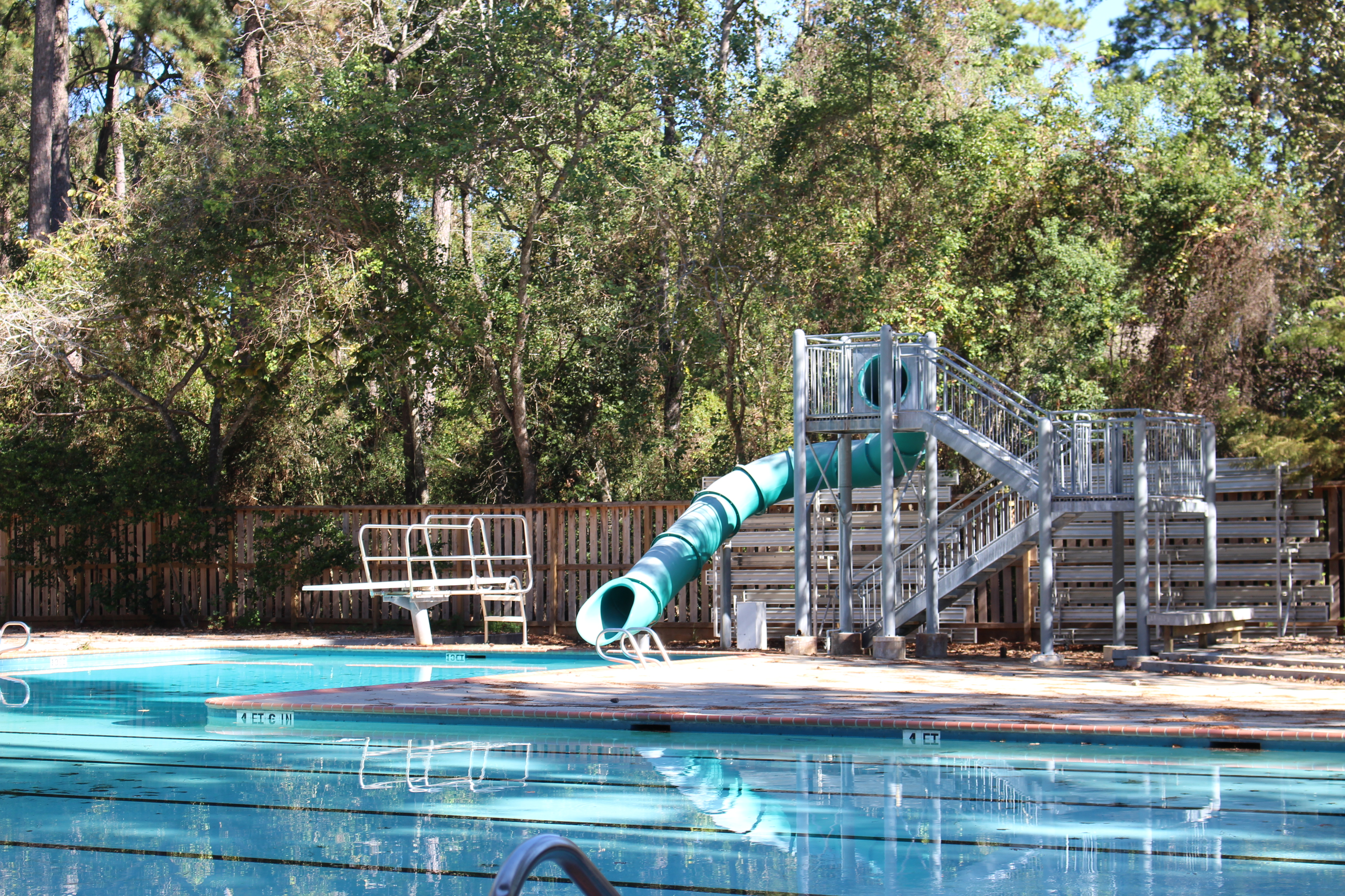 Bear Branch Community Pool