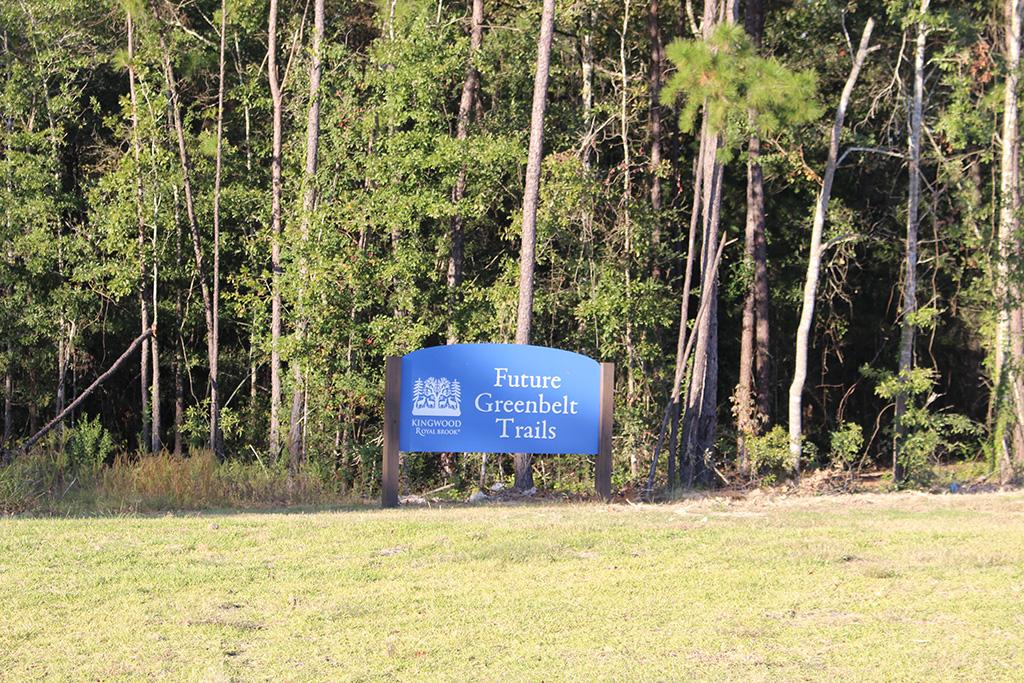 Kingwood Royal Brook Greenbelt Trails