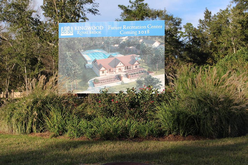 Kingwood Royal Brook Recreation Center