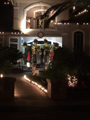 Kingwood Greens Christmas lights in Kingwood 2016