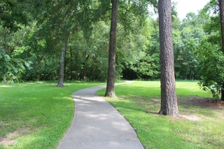 North Woodland Hills Community Park and Greenbelt Kingwood TX